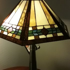 Bridgman's Furniture, Tiffany Lamp